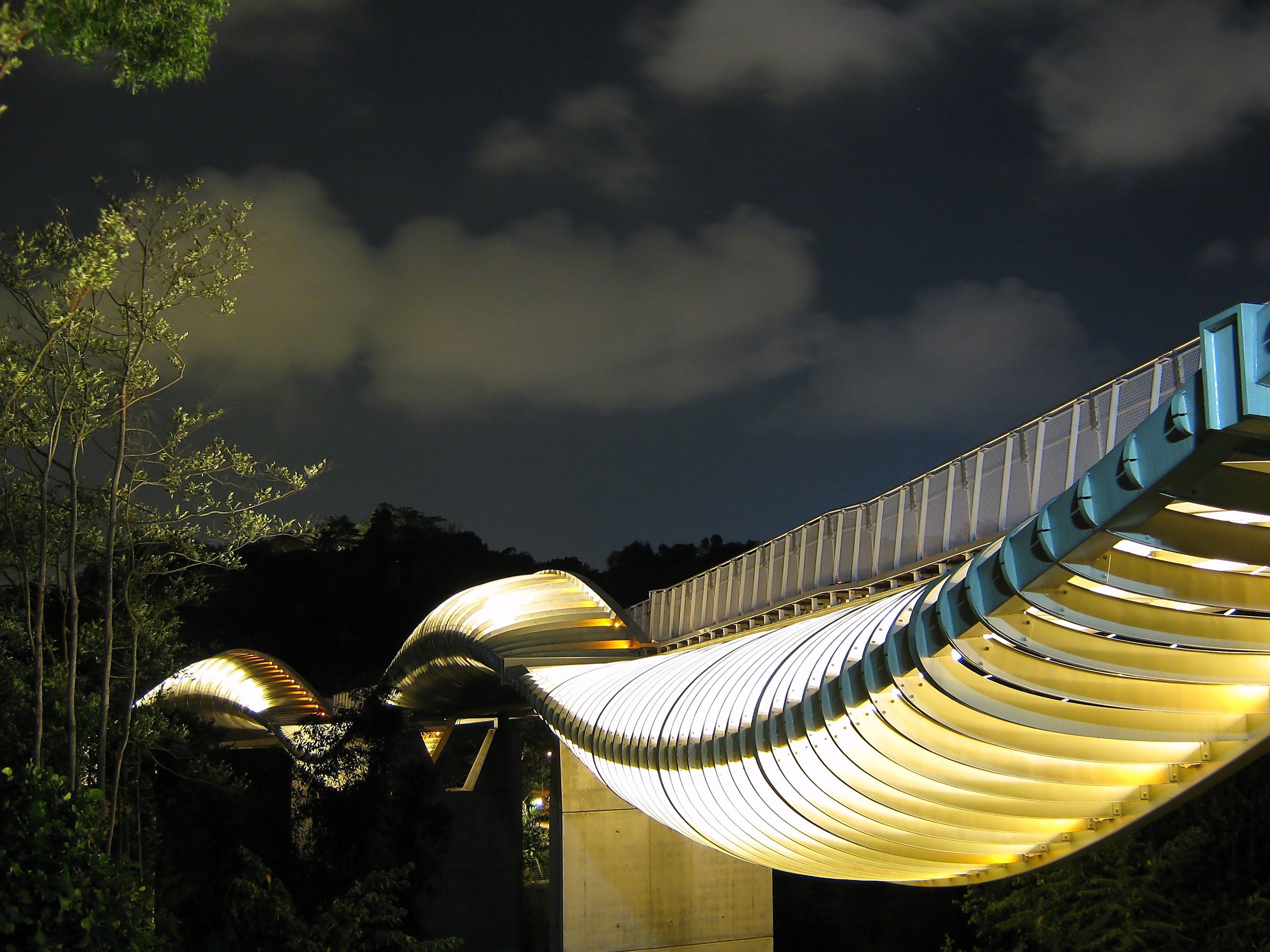 8 most amazing bridges in the world cat in water for Design bridge singapore