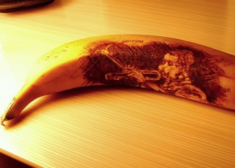 benih pisang