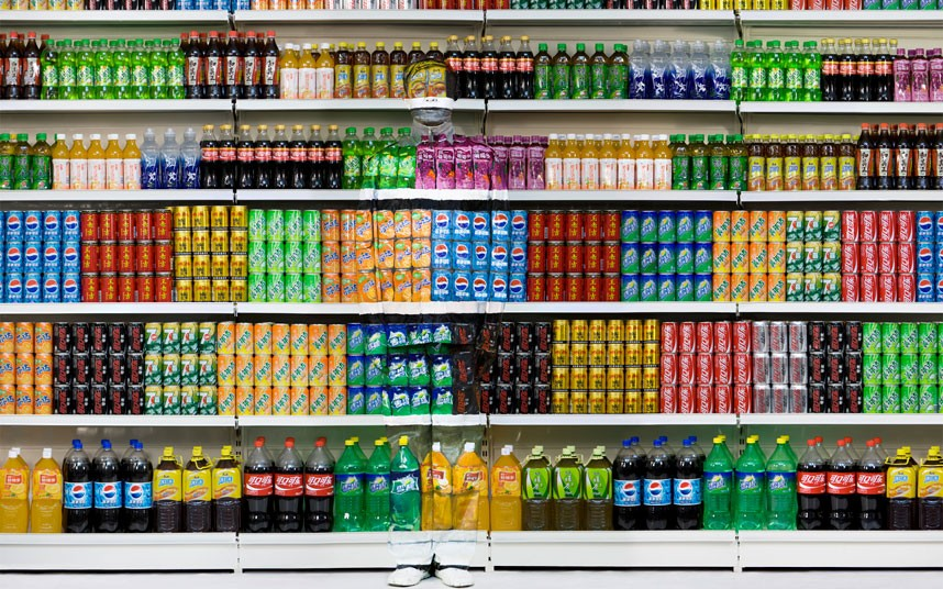Liu Bolin artwork 3