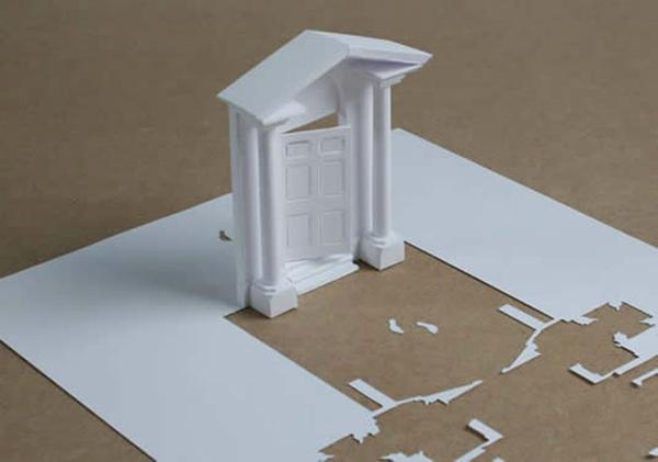 Peter Callesen Paper Sculptures 10