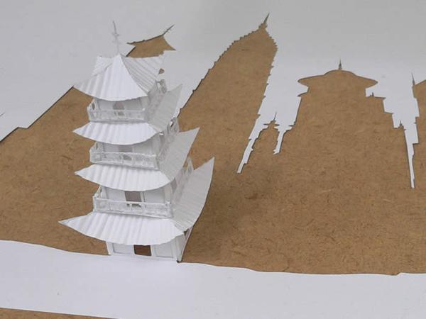 Peter Callesen Paper Sculptures 11