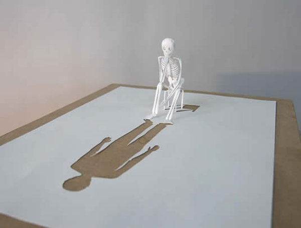 Peter Callesen Paper Sculptures 14