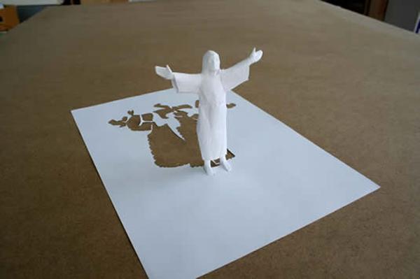 Peter Callesen Paper Sculptures 4