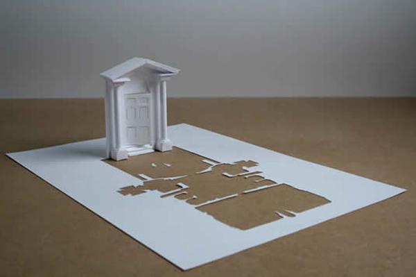 Peter Callesen Paper Sculptures 8