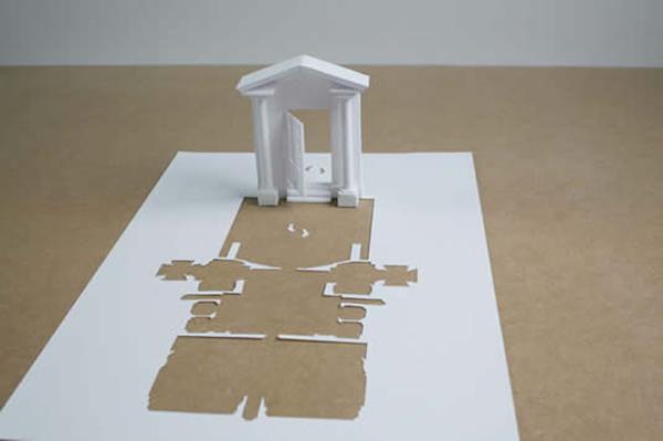 Peter Callesen Paper Sculptures 9