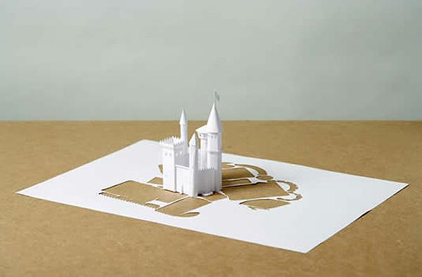 Peter Callesen Paper Sculptures2