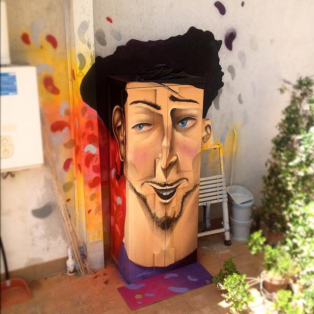 Street Art by Davi De Melo Santos 1