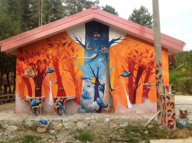 Street Art by Davi De Melo Santos 5