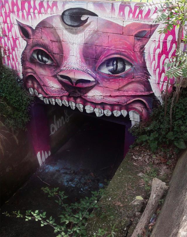 Street Art by Davi De Melo Santos
