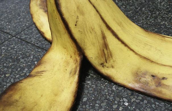 8. Rodenstock Eyewear: Giant Banana Peel