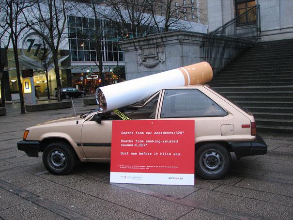 9. Anti-smoking: Big Smoke