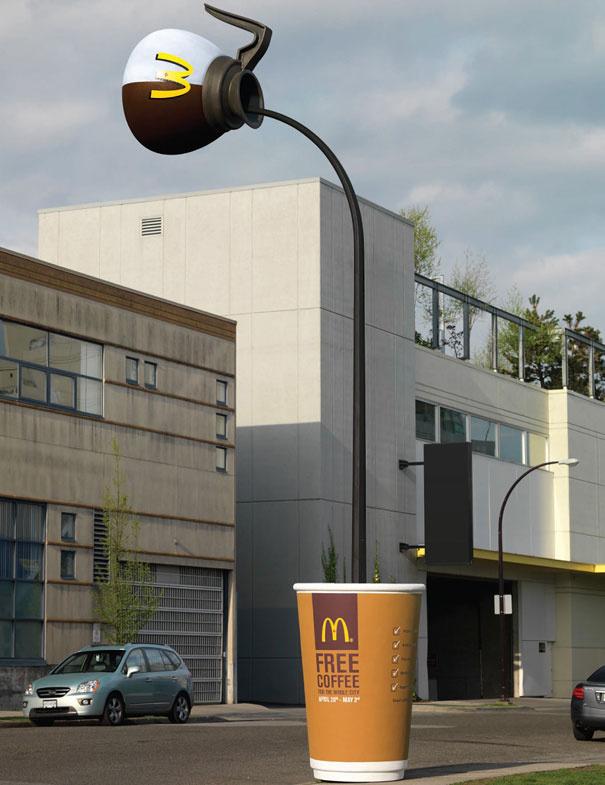 26. McDonald's: Pole