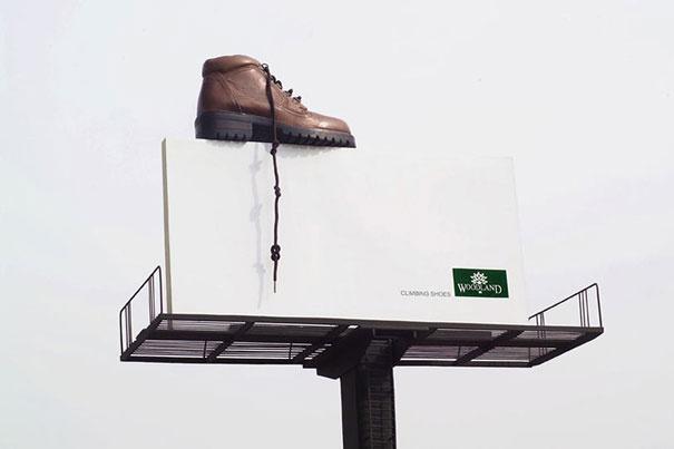 13. Woodland: Climbing Shoes