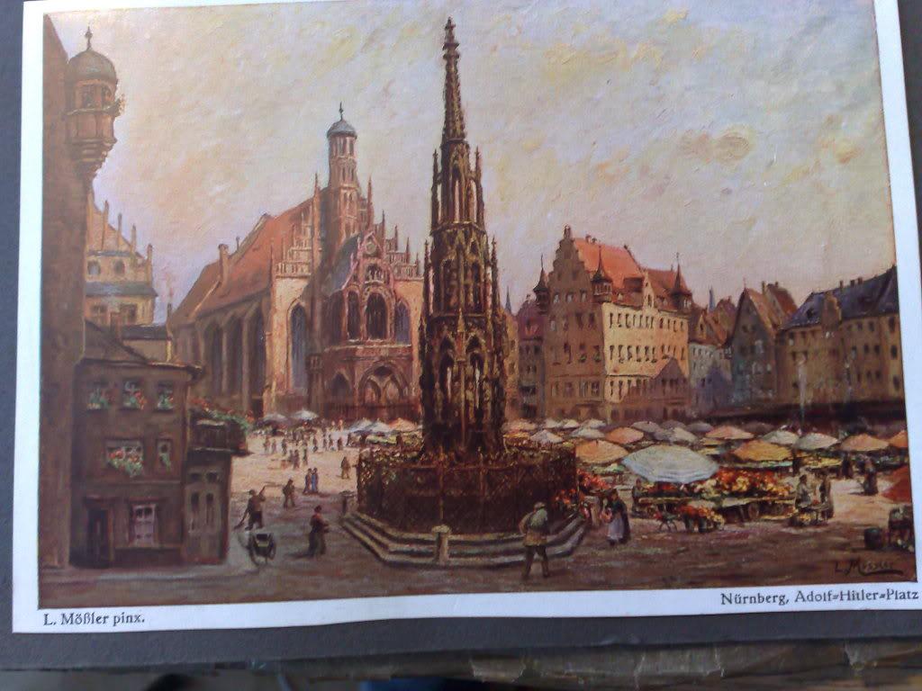 Adolf Hitler As An Artist Adolf-Hitler-Platz