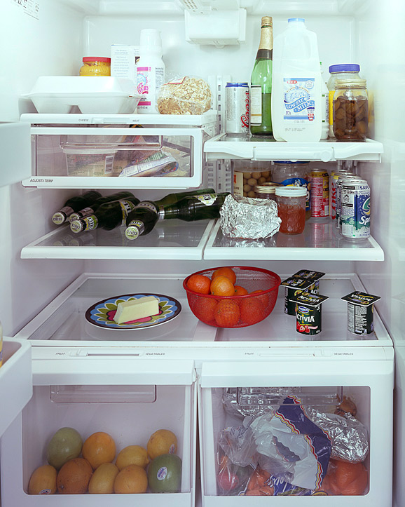 The Fridge as a Mirror of your Lifestyle 11