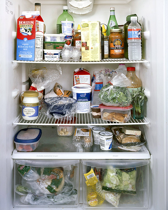 The Fridge as a Mirror of your Lifestyle 17