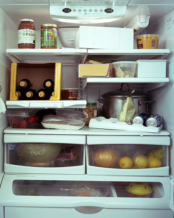 The Fridge as a Mirror of your Lifestyle 19