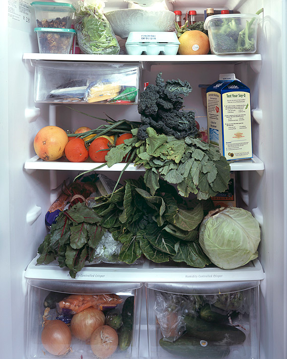 The Fridge as a Mirror of your Lifestyle 4