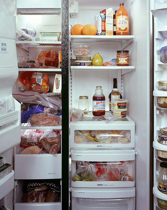 The Fridge as a Mirror of your Lifestyle 6