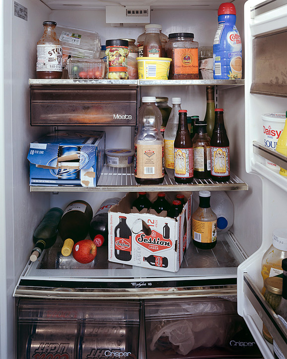 The Fridge as a Mirror of your Lifestyle 9