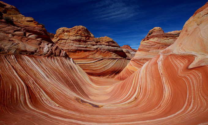 Paria Canyon, Colorado Plateau, Arizona