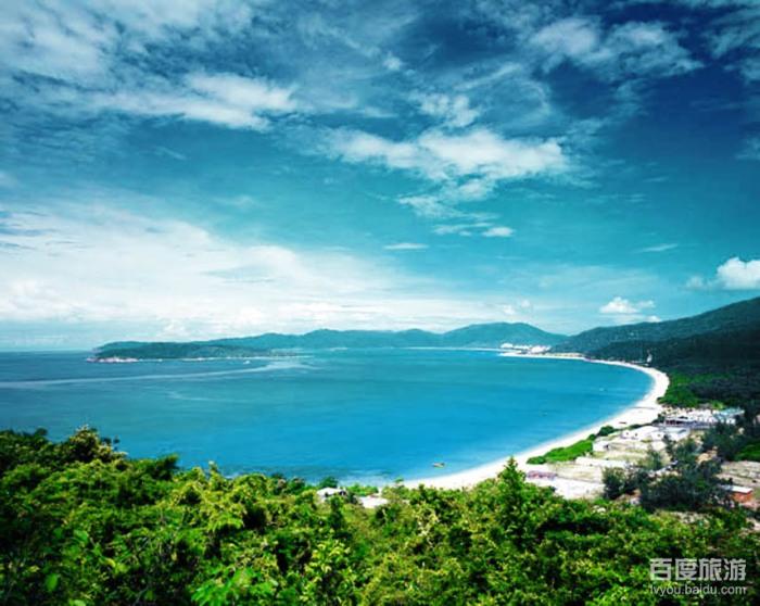 Yalong Bay Sanya beaches