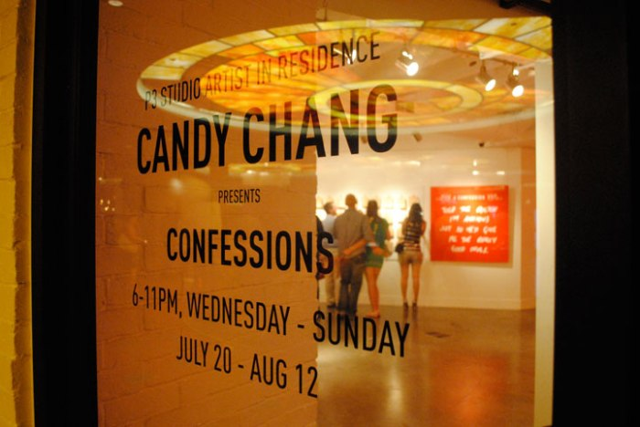 confessions by candy chang