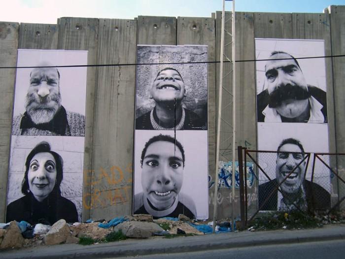 Face 2 face palestina israel
