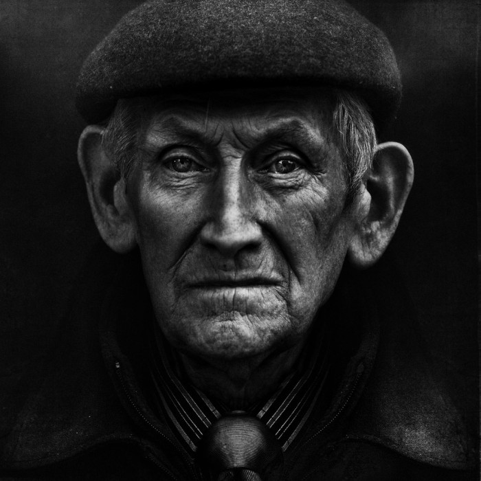 Haunting Black and White Portraits of Homeless People by ...