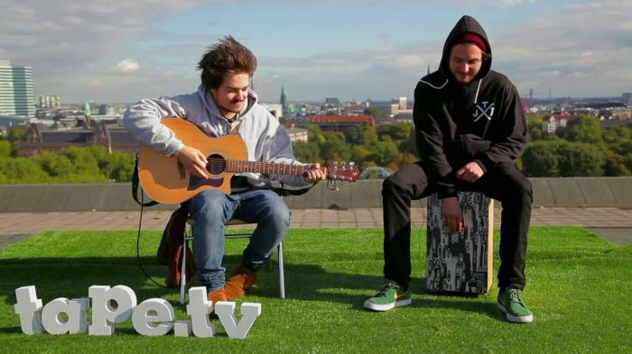 Milky Chance - a Rising Star