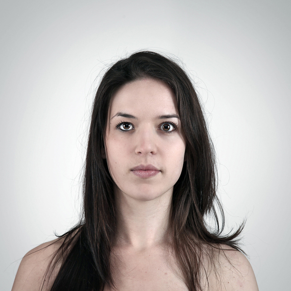 Genetic Portraits That Evidence Relatives Similarities