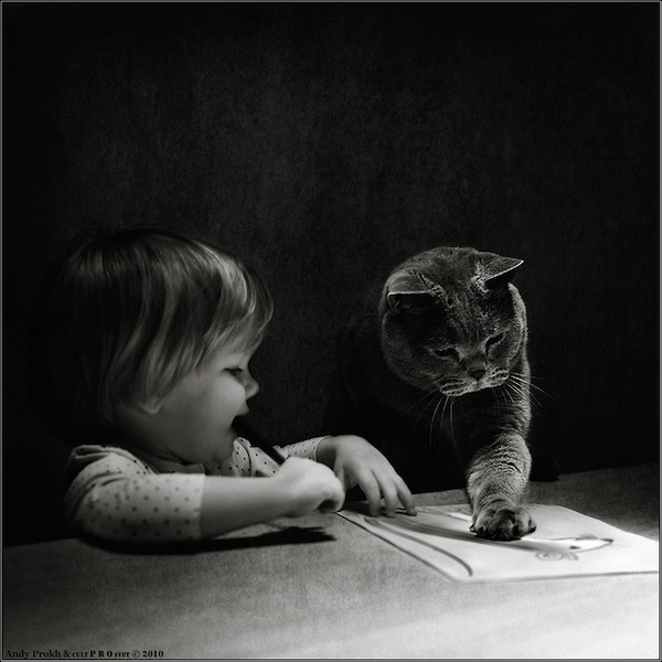 A Girl Grows Up With Her Best Friend As A Cat