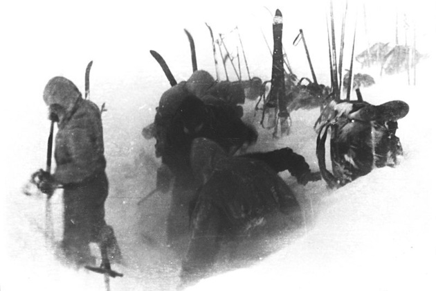 Dyatlov Pass Incident - the Mysterious Tragical Expedition to Ural, Russia