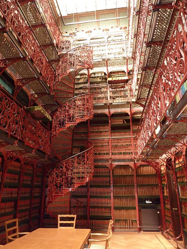 Most Fascinating Libraries in the World