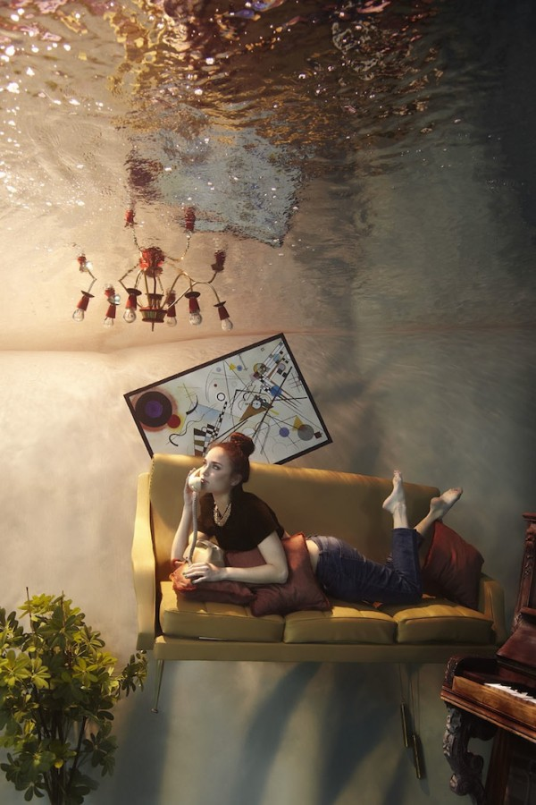 The Flood: Underwater Photography by Harry Fayt