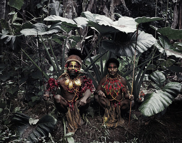 Photography of Isolated Tribes Facing Extinction