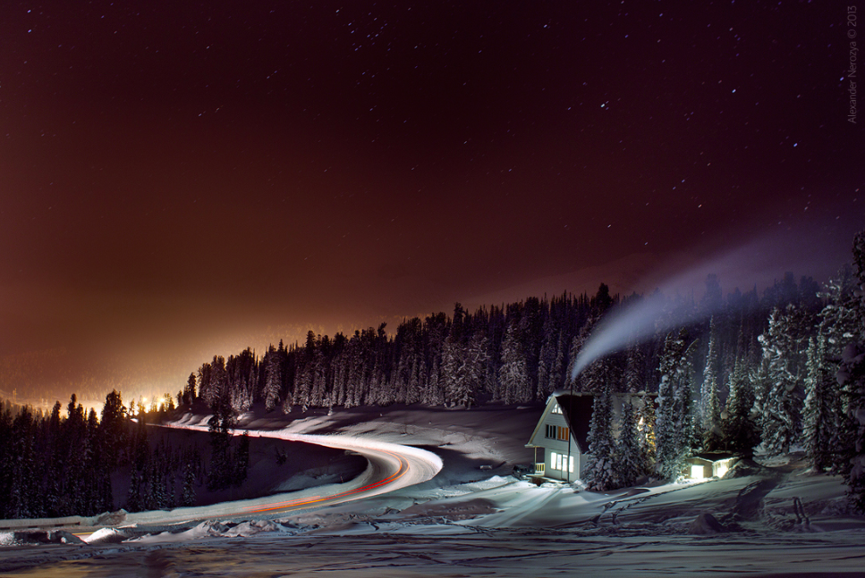 Beautiful Photographs Of Winter