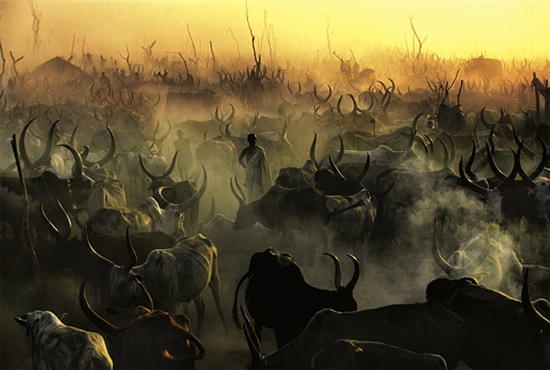 Pastoralist Dinka People and What Do They Believe in