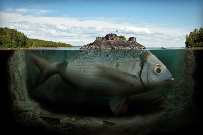 Surreal Photo Manipulations by Erik Johansson14
