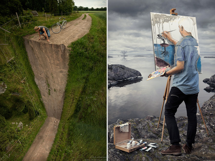 Surreal Photo Manipulations by Erik Johansson7